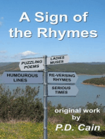 A Sign of the Rhymes