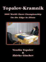Topalov Kramnik 2006 World Chess Championship