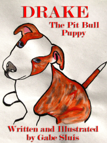 Drake the Pit Bull Puppy