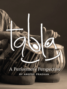 Tabla: A Performer's Perspective