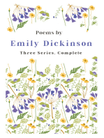 Emily Dickinson - Poems