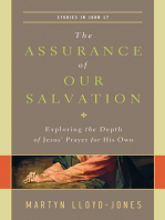 The Assurance of Our Salvation (Studies in John 17)