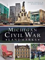 Michigan Civil War Landmarks