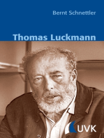 Thomas Luckmann