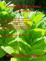 Growing Survivalist Tobacco