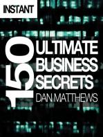 150 Ultimate Business Secrets