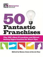 50 Fantastic Franchises!