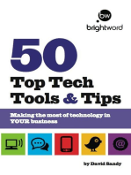 50 Top Tech Tools and Tips