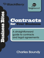 Contracts for Your Business