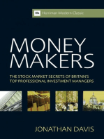 Money Makers: The Stock Market Secrets of Britain's Top Professional Investment Managers