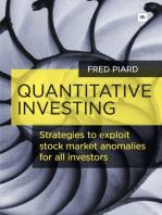 Quantitative Investing