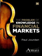 The Problem of Knowledge in Financial Markets