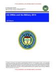 DOJ Report on Outlaw Motorcycle Gangs and U.S. Military Membership (Redacted Version)
