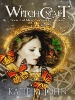 Witchcraft (Book 1 of The Meadowsweet Chronicles)