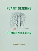 Plant Sensing and Communication