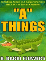 """A"" Things (A Children's Picture Book)"