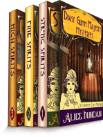 The Daisy Gumm Majesty Boxset (Three Complete Cozy Mystery Novels in One)