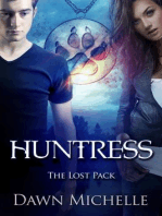 Huntress (The Lost Pack, #5)