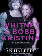 Whitney and Bobbi Kristina
