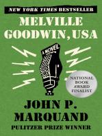 Melville Goodwin, USA: A Novel