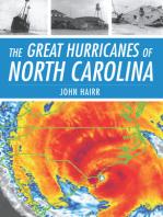 The Great Hurricanes of North Carolina