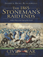 The 1865 Stoneman's Raid Ends