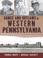 Gangs and Outlaws of Western Pennsylvania