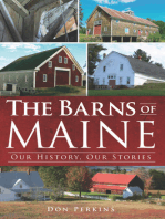 The Barns of Maine