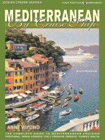 Mediterranean By Cruise Ship - 6th edition