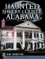 Haunted Shelby County, Alabama