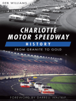 Charlotte Motor Speedway History: From Granite to Gold