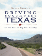 Driving Southwest Texas