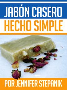 Jabón Casero hecho Simple