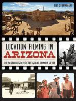 Location Filming in Arizona