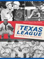 The Texas League Baseball Almanac