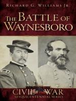 The Battle of Waynesboro
