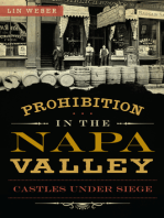 Prohibition in the Napa Valley: Castles Under Siege