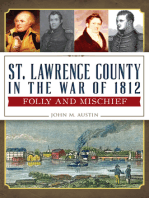 St. Lawrence County in the War of 1812