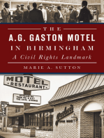The A.G. Gaston Motel in Birmingham