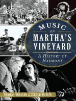 Music on Martha's Vineyard