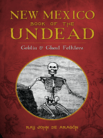 New Mexico Book of the Undead: Goblin & Ghoul Folklore