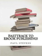 Fasttrack to eBook Publishing!