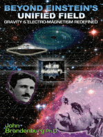 Beyond Einstein's Unified Field: Gravity and Electro-Magnetism Redefined