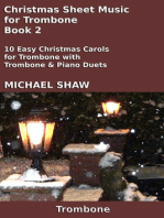 Christmas Sheet Music for Trombone