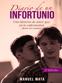Diario de un infortunio. Una historia de amor gay en la enfermedad
