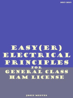 Easy(er) Electrical Principles for General Class Ham License