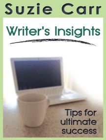 Writer's Insights: Tips for Ultimate Success