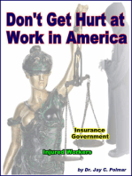 Don't Get Hurt At Work In America
