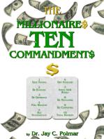 The Millionaire's Ten Commandments