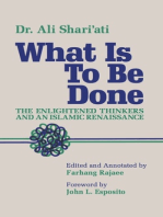 What Is to Be Done: The Enlightened Thinkers and an Islamic Renaissance